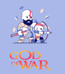 God of War (flat)