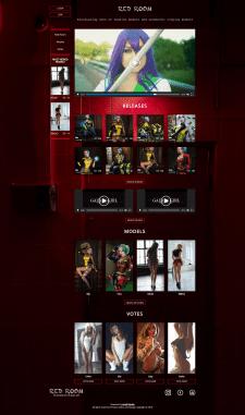Разработка сайта для продажи фото и видео