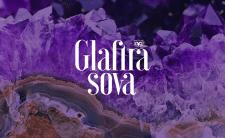 Логотип, элементы фирменного стиля Glafirasova