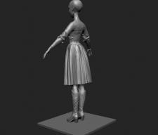 3D Моделювання одягу для персонажа