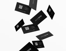 appletone - Дизайн визитной карты