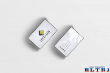 "Business Card for ""Leadman Marketing"""