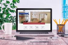 Разработка сайта для компании Ril Facility