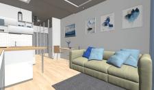 Квартира - студія