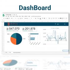 Дашборд | DashBoard в Гугл Таблицах | GoogleSheets