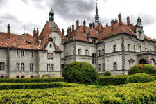 Полювання у замку Шенборнів поблизу Мукачево