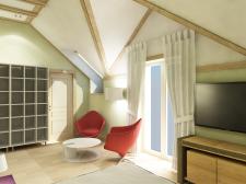 разработка дизаина и визуализация интерьеров