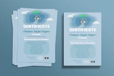 Сертифікат про проходження курсів