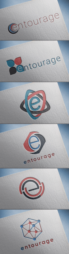 Logo для Entourage