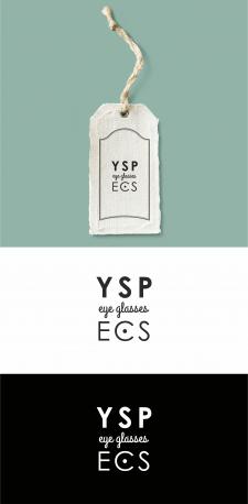 Редизайн логотипа магазина очков