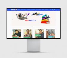 Онлайн магазин виртуальных книг