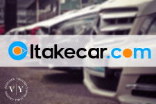 Логотип для компании Itakecar.com