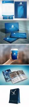 Фирменный стиль для компании Профбытсервис