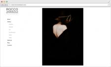 Сайт-галерея эксклюзивного фотографа Rocco Zaraoui