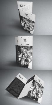 брошура фотографа Данила Гамана