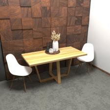 3D визуализация стола