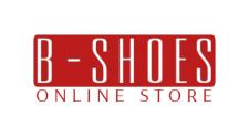 Логотип магазина B-SHOES