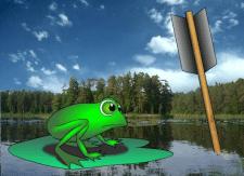 Frog-Queen