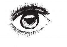 Глаз (вектор)