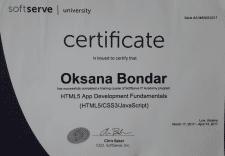 HTML5/ CSS3/ JavaScript Fundamentals