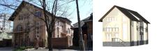 3D дом по фото