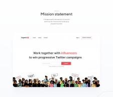 Платформа для организации Twitter кампаний