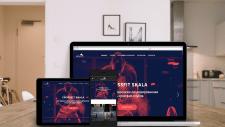 Проработка адаптивности  сайта