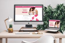 Дизайн сайта знакомств