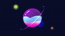 Colourpalnet - иллюстрация для сайта