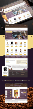 Интернет-магазин - Buoncafeby