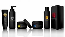 Разработка лого для косметической фирмы