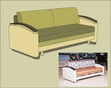 Быстрая отрисовка мебели