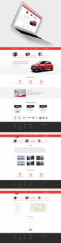 Дизайн сайта Avtomag