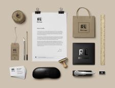 Логотип и брендинг для Riki Lasa