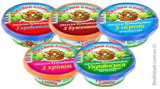 Закуски бутербродные «Поляна Смаку»