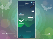 Arcade Game Screen iOS/Android App
