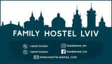 Візитка Family Hostel