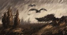 Вороны покинутых земель