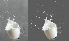 Cup of milk | vector 2D