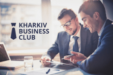 Development logo for Kharkiv Business Club