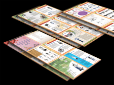 Дизайн-верстка каталога мед.оборудования