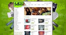 Интернет магазин Street-Fashion
