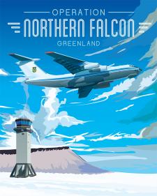 Авиационный плакат