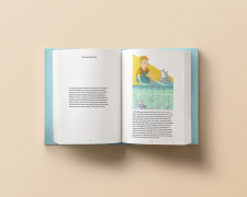 Иллюстрация на конкурс для детской книги