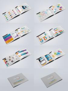 Инфографика (буклет-презентация)