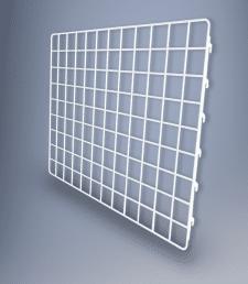 Панельная стенка задняя решетка