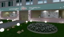 """свадебный салон """"Мрия"""" ракурс 2"""