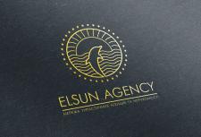 Логотип туристического агентства Elsun Agency