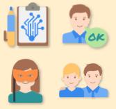 60 индивидуальных иконок для корпоративного сайта