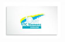 Лого 10 лет Siemens